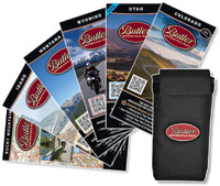 Butler Maps Rocky Mt. Collection Motorcycle Maps