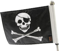Pro Pad Jolly Roger Flag
