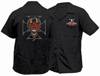 Lethal Threat Devil Workshirt