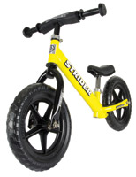 Strider Yellow ST-3 Balance Bike