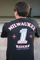 Crank & Stroker Supply Milwaukee T-shirt