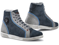TCX Men's X-Street Gray/Blue Breathable Riding Shoes