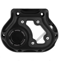 Roland Sands Design Black Ops Clarity Cable Clutch Cover
