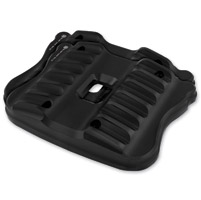 Roland Sands Design Black Anodized Rocker Box Nostalgia Cover