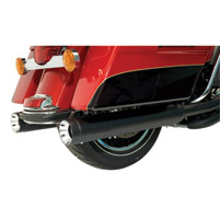 SuperTrapp Black Stout Slip-on Mufflers