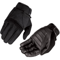 River Road Men's Zephyr TouchTec Mesh Gloves