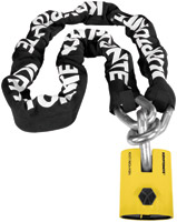 Kryptonite New York Legend Chain and Padlock 3′