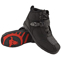 Speed and Strength Hard Knock Life Leather Boots