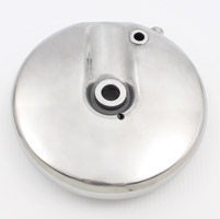 V-Twin Manufacturing Drum Brake Backing Plate