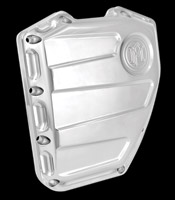 Performance Machine Twin Cam Scallop Chrome Cam Cover