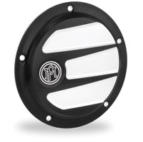 Performance Machine Scallop Contrast Cut 5-Hole Derby Cover