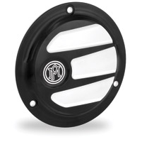 Performance Machine Scallop Contrast Cut 3-Hole Derby Cover