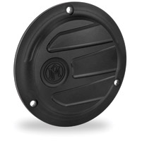 Performance Machine Scallop Black Ops 3-Hole Derby Cover