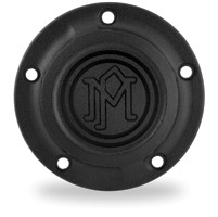 Performance Machine Scallop Black Ops 5-Hole Points Cover