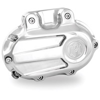 Performance Machine Scallop Hydraulic Conversion Clutch Release Cover Chrome