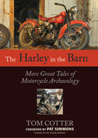 The Harley in the Barn: