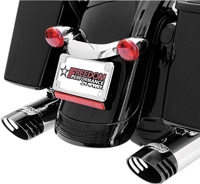 Freedom Performance Exhaust Black Racing Exhaust Tip