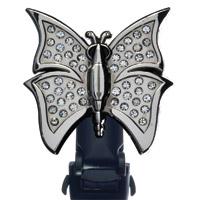 Biker Boot Straps Iron Butterfly 4