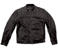 Roland Sands Design Enzo Coal Leather Jacket