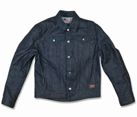 Roland Sands Design Denim Fubar Jacket