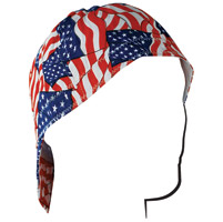 ZAN headgear Wavy Flag Welder's Cap