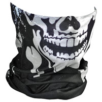 ZAN headgear Skull an