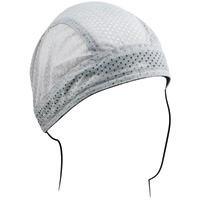 ZAN headgear Gray Vented Flydanna