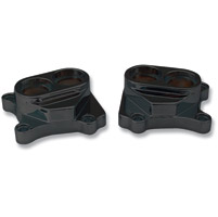 JIMS Black Anodized Billet Tappet Covers