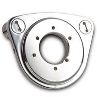 JIMS Air Cleaner Backing Plate