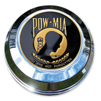 Motordog69 POW-MIA Coin and Gas Cap Coin Mount