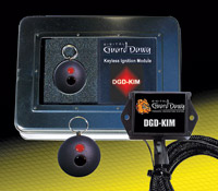 Digital Guard Dawg Keyless Ignition Module