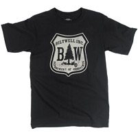 Biltwell Inc. Men's Department of Goodtimes Black T-shirt