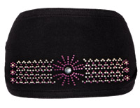 Schampa Road Princess Jeweled Mini Dooz′s Headband
