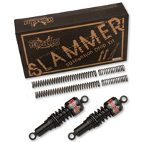 Burly Brand Black Slammer Kit