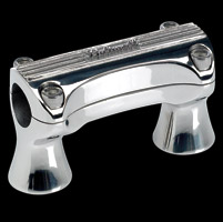 Biltwell Inc. Thunder Polished Risers