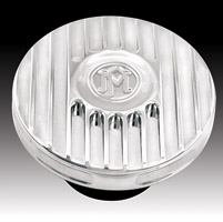 Performance Machine Grill Chrome Gas Cap