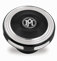 Performance Machine Merc Contrast Cut Gas Cap