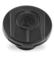 Performance Machine Scallop Black Ops Gas Cap