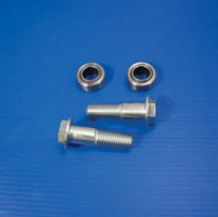 Chrome Swingarm Pivot Bolt Kit for Sportster