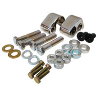 LA Choppers 1″ Lowering Kit for FLHT