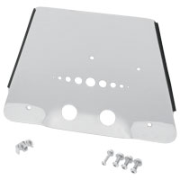 Chrome Frame Accent Panel for Touring Models
