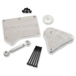 Terry Components Brushed Aluminum Ultra Ride Stabilizing System