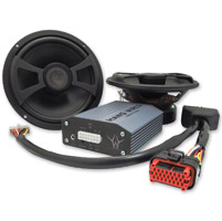 Hawg Wired Direct Connect 6-1/2″ Speaker and Amp Kit