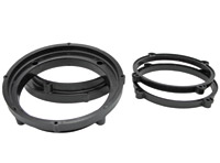 Hawg Wired 6-1/2″ Speaker Adapter Rings