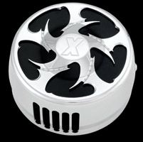 Xtreme Machine Challenger Chrome Horn Cover