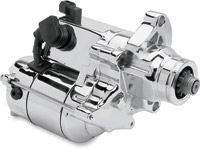 Motorcycle Electric Suppliers Chrome, 1.4kW High Torque Starter