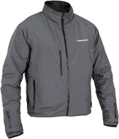 Firstgear Men's Gray Heated and Waterproof Jacket