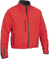 Firstgear Men's Red Heated and Waterproof Jacket