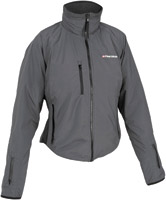 Firstgear Women's Gray Heated and Waterproof Jacket