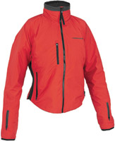 Firstgear Women's Red Heated and Waterproof Jacket
